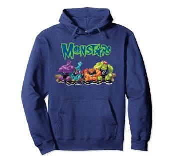monstars hoodie