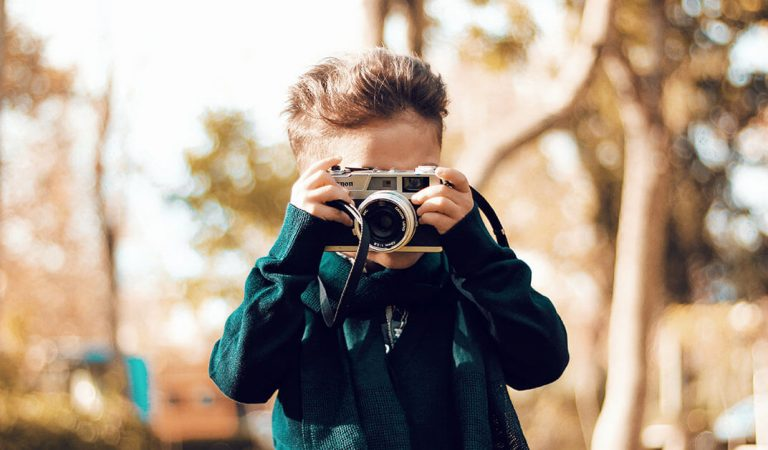 Cameras & Essential Gear: 5 Great Gifts to Introduce Your Kids to Photography